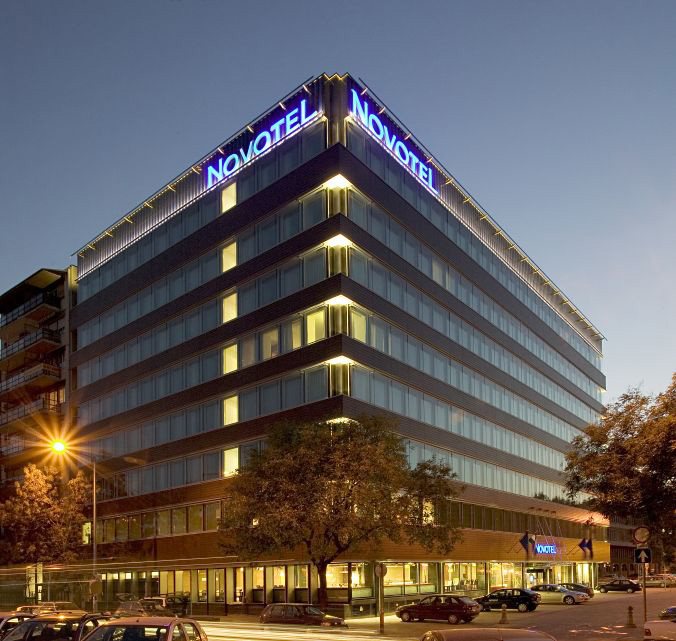 Hotel Novotel - Accomodation in Budapest